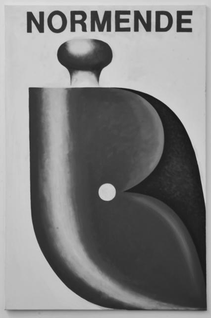 , 'NORMENDE,' 2016, Galerie Hubert Winter