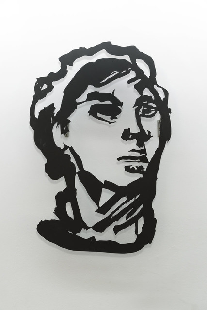 , 'Head (Chinese Woman) ,' 2016, Lia Rumma