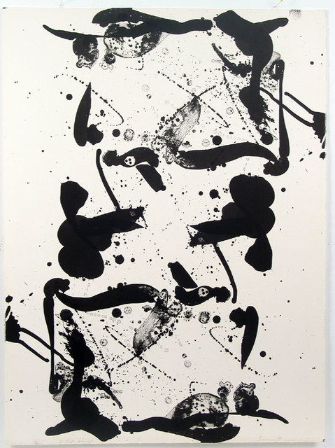 Sam Francis, 'Up and Down', 1967, Sragow Gallery