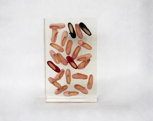 , 'Little Ballet Slippers (Noir) ,' 2017, Artist's Proof