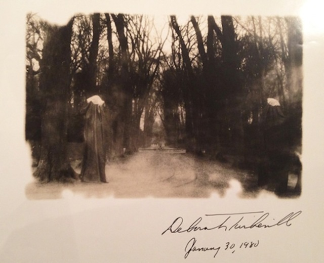 "Deborah Turbeville, 'Winter in the Park of Versailles, from ""Unseen Versailles""', 1980, Staley-Wise Gallery"