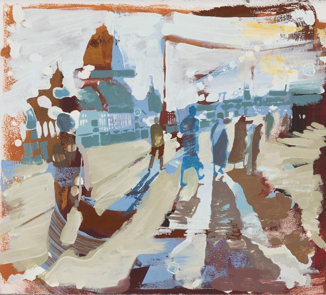 Andrew Fish, 'Sunrise Gathering', 2019, Childs Gallery
