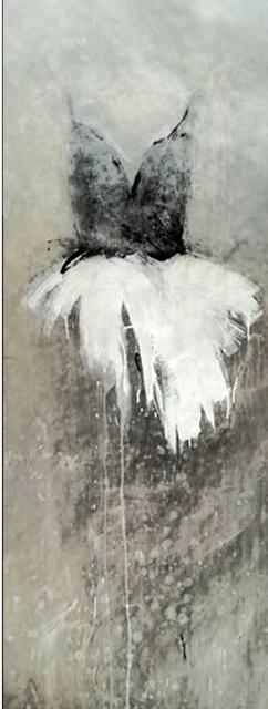 , 'NYC little dress,' 2017, Galleria Ca' d'Oro