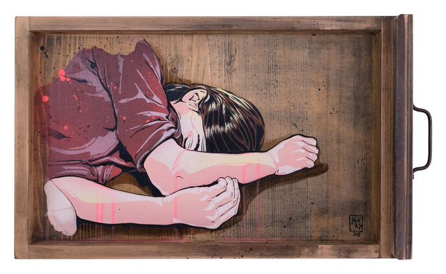 , 'A moment in peace,' 2018, Kolja Kramer Fine Arts