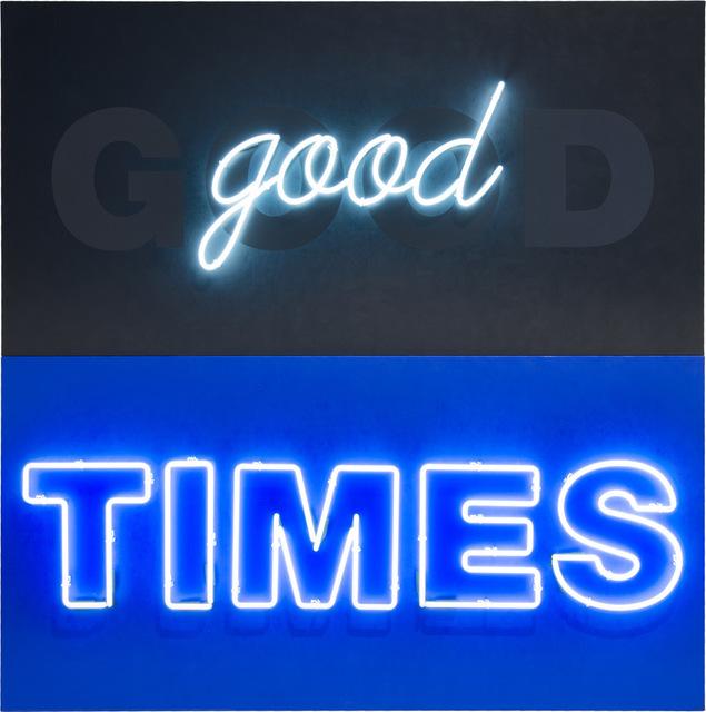 Deborah Kass, 'Good Times', 2016, Postmasters Gallery