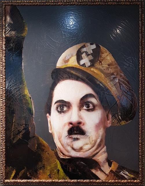 , 'Charlie Chaplin 04,' 2012, Metropolitan Gallery Hamburg