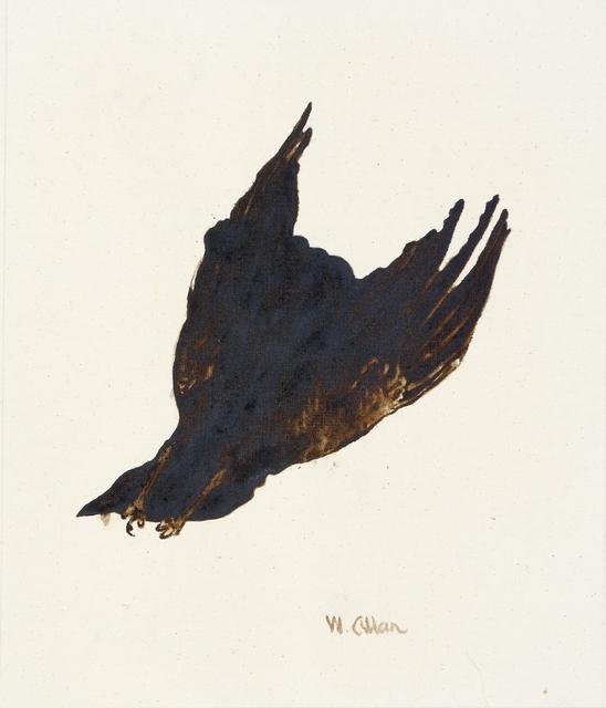 , 'Crow #6,' 2016, Anglim Gilbert Gallery