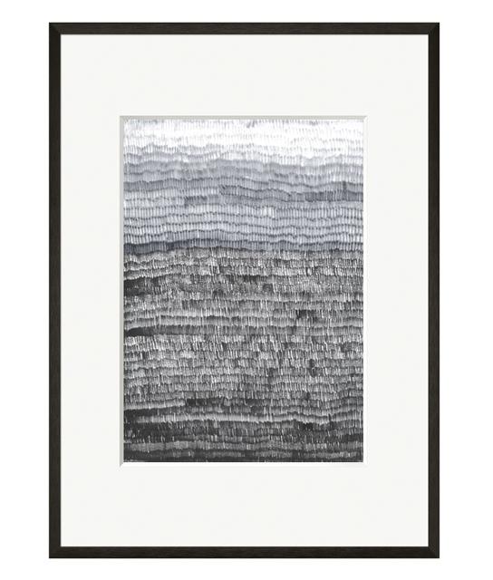 Marlène Huissoud, 'La Petite Mort n°4', 2018, Drawing, Collage or other Work on Paper, Ink on paper, Spazio Nobile