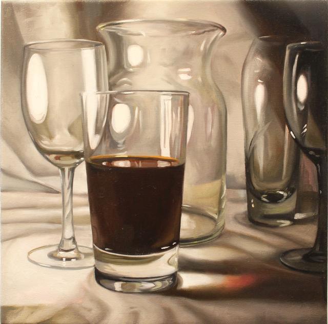 Margaret Morrison, 'Coca Cola Light', 2016, Woodward Gallery