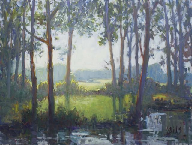 , 'Through the Trees,' , Merritt Gallery