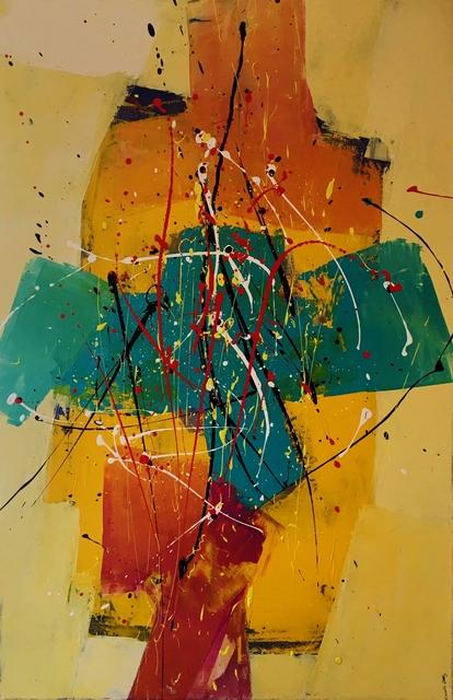 , 'Adagio,' 2018, Agnès Szaboova Gallery