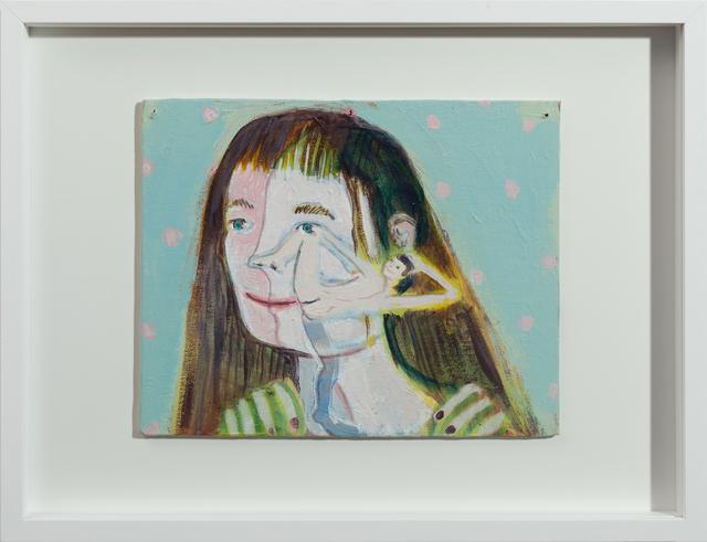, 'her in her inner selves,' 2018, GNYP Gallery