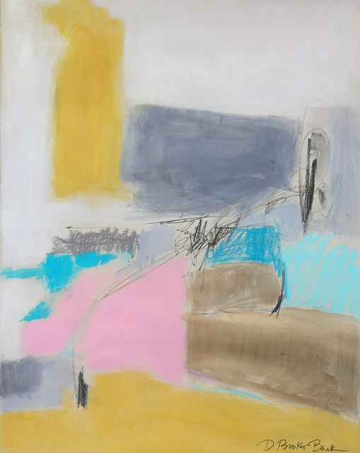 , 'Skyflow, Passages 18,' 2018, Artist's Proof
