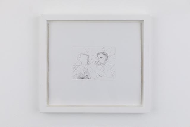 , 'Aaron,' 2018, Wil Aballe Art Projects | WAAP