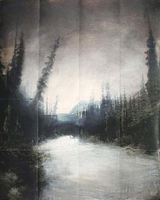 John Folsom, 'Off the Beaten Path III', 2018, Newzones