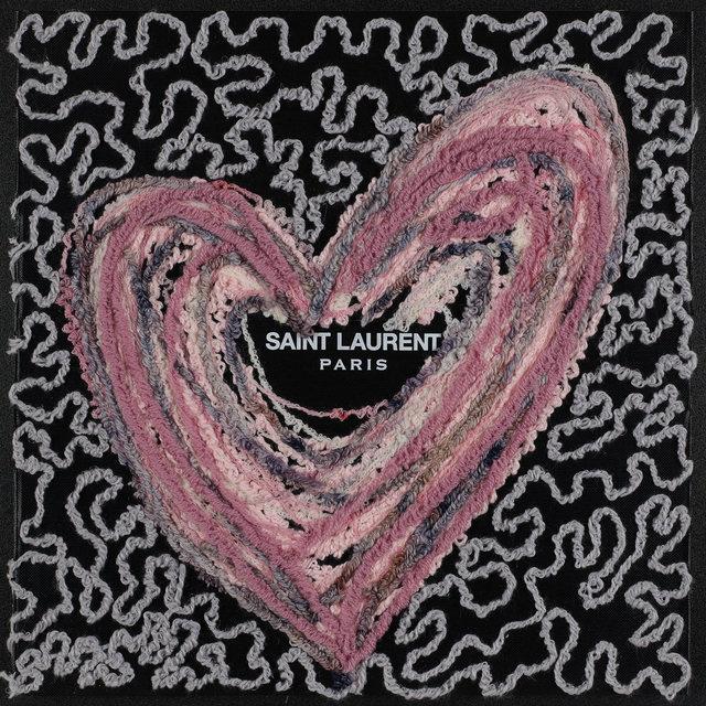 Stephen Wilson, 'SL Heart (Pink)', 2019, Art Angels