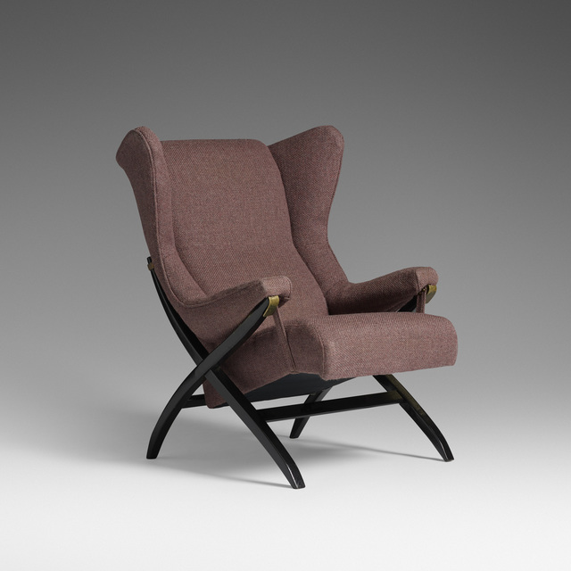 Franco Albini, 'Fiorenza lounge chair', 1952, Wright