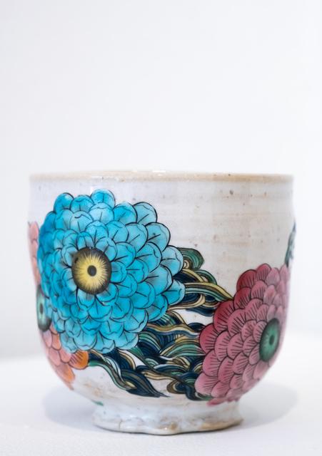 Kayoko Mizumoto, 'Flowers & Waves', 2019, Other, Ceramic, Micheko Galerie