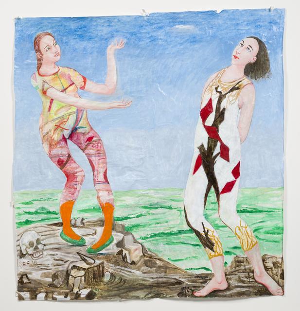 , 'Clytemnestra & Iphigenia,' 2015, L.A. Louver