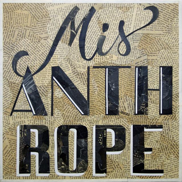 , 'Misanthrope,' 2018, Spoke Art