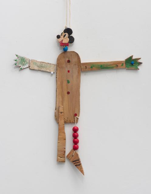 , 'Puppet the Mouse ,' 2017, Marc Selwyn Fine Art