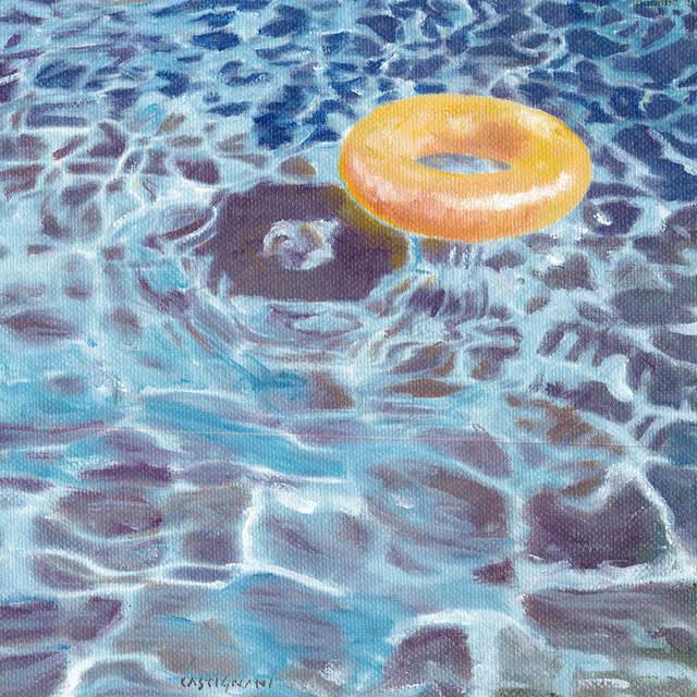 Sergi Castignani, 'Swim Ring', 2017, Carre D'Artistes