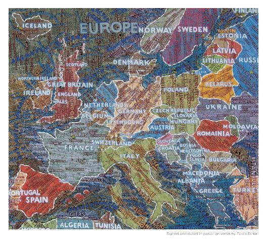 , 'Europe,' 2009, TAG Fine Arts