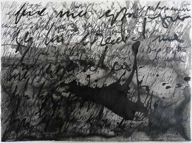 , 'Asemic N025.13,' , Gail Severn Gallery