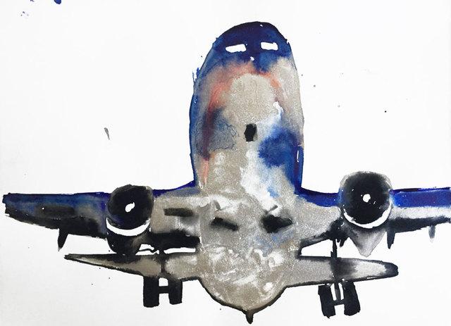 , 'Flug,' 2017, Dominik Mersch Gallery