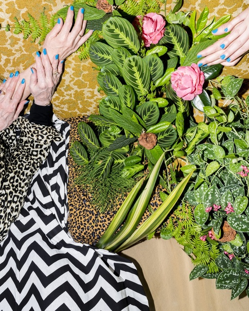 Natalie Krick, 'Hands and House Plants', 2016, Photography, Digital C-print, Aperture Foundation Benefit Auction