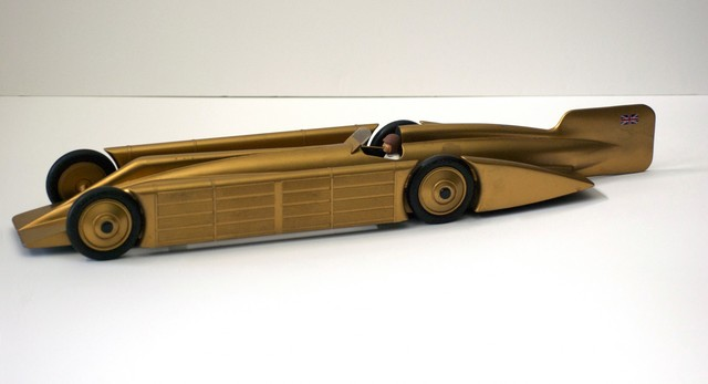, 'Golden Arrow model car,' 1929, Norton Museum of Art