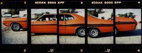 , 'Tom Morello's Dodge Demon,' 1999, Milk Gallery