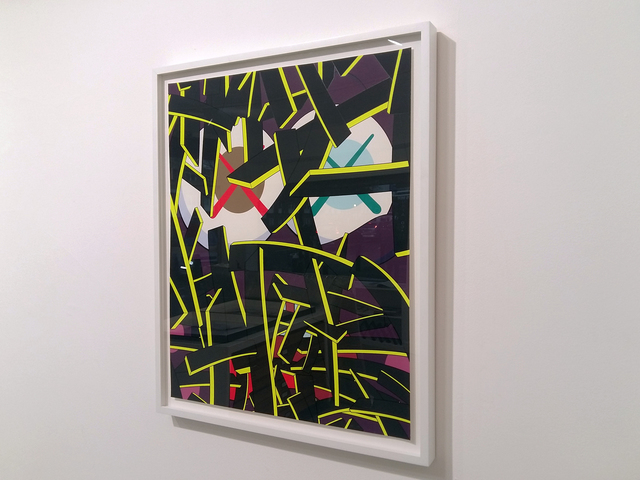 KAWS, 'Paper Smile', 2012, Print, Screen print on paper, Hang-Up Gallery
