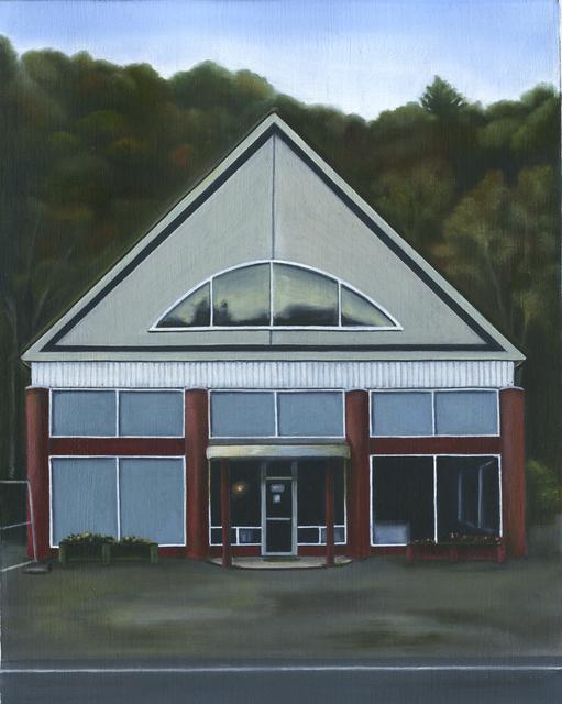 , 'Paper Town 11/40,' 2017, Fridman Gallery