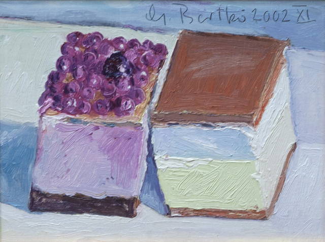 , 'Budapest Pastry XI,' 2002, Imlay Gallery