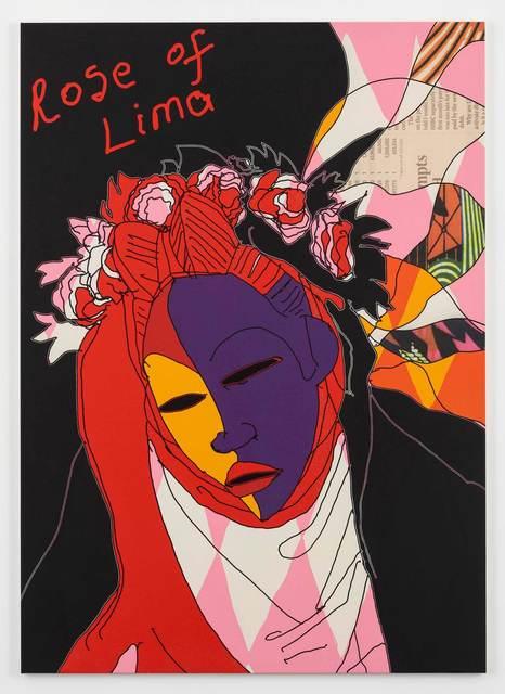 , 'Rose of Lima,' 2016, Stephen Friedman Gallery