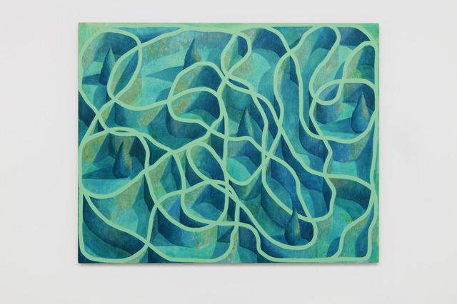 Ryan Mrozowski, 'Untitled (Topiary)', 2020, Galerie Nordenhake