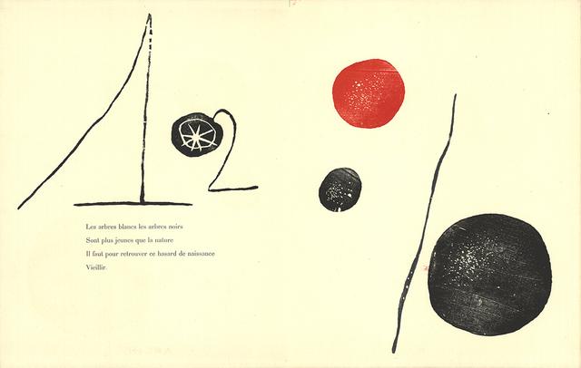 , 'Gravure sur bois 2,' 1958, ArtWise
