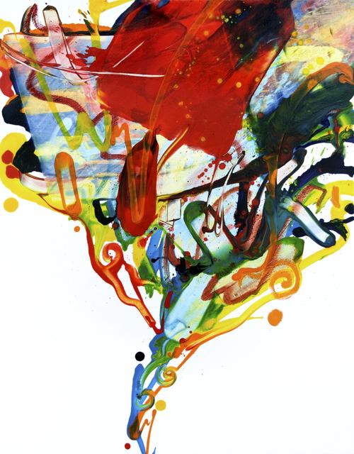 , 'Beginning of the stop-2017-42,' 2017, Artflow