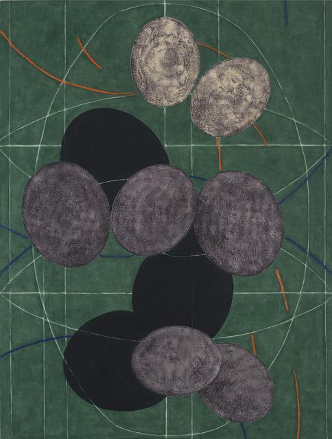 , 'Coordenades (Coordinates) ,' 2014-2015, Gallery Elena Shchukina