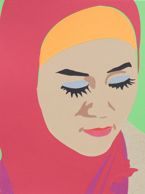 , 'Hajib,' 2014, Ameringer | McEnery | Yohe