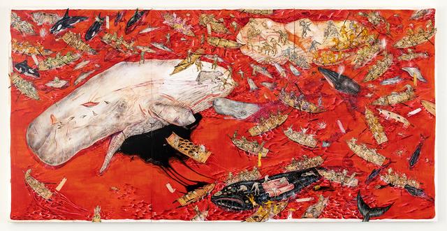 , 'Big Whale,' 2018, Joshua Liner Gallery