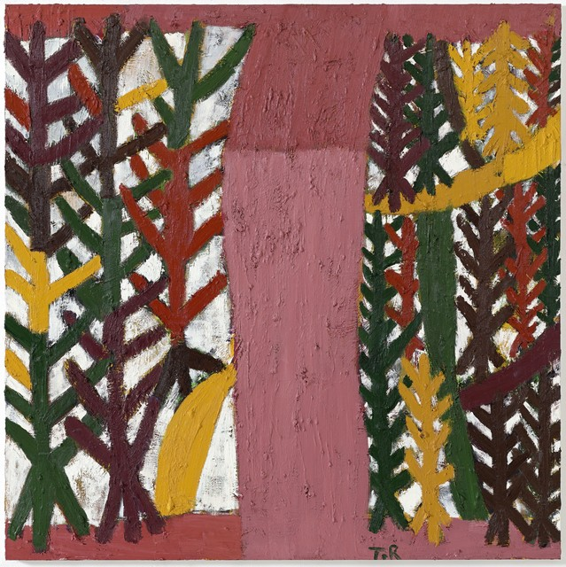 , 'Pink Road Through Forest (november),' 2017-2018, VNH Gallery