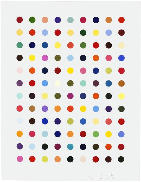 , 'Flumequine,' 2007, Gormleys Fine Art