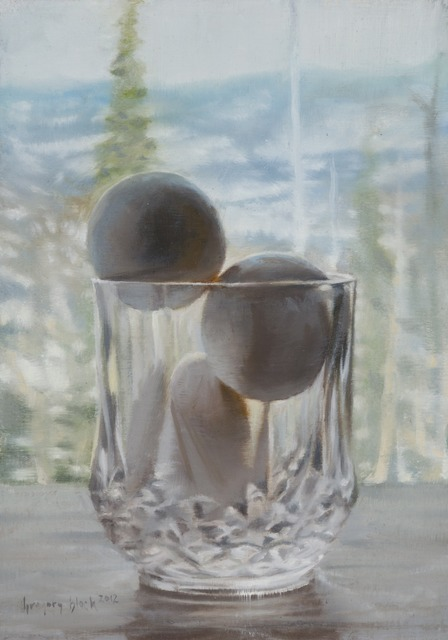 , 'Eggs in Winter,' 2013, Gallery 1261