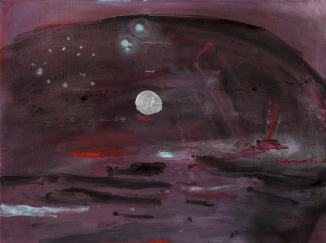 , 'Night,' 2016, Goya Contemporary/Goya-Girl Press