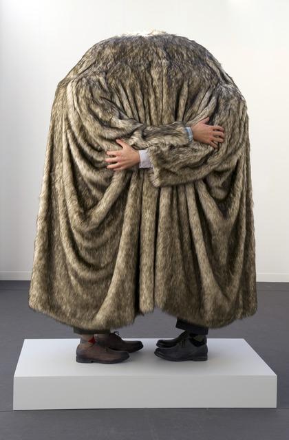 , 'La bête à deux dos,' 2011, Richard Taittinger Gallery