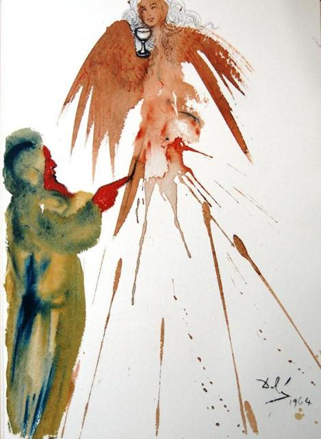 Salvador Dalí, 'The Spotless Offering', 1967, Baterbys