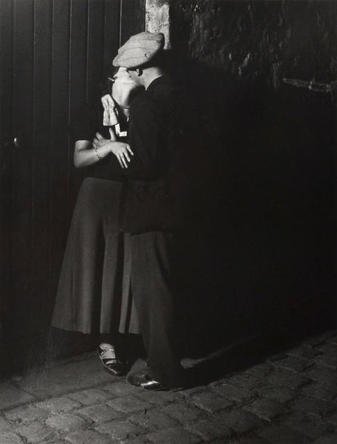 , 'Couple d'Amoureux, Quartier Italie,' 1931, Scheinbaum & Russek Ltd.
