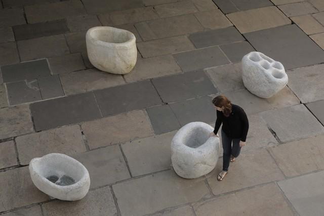 , 'Sculpture, Soap Atone,' ca. 2012, Manoel Macedo  Arte